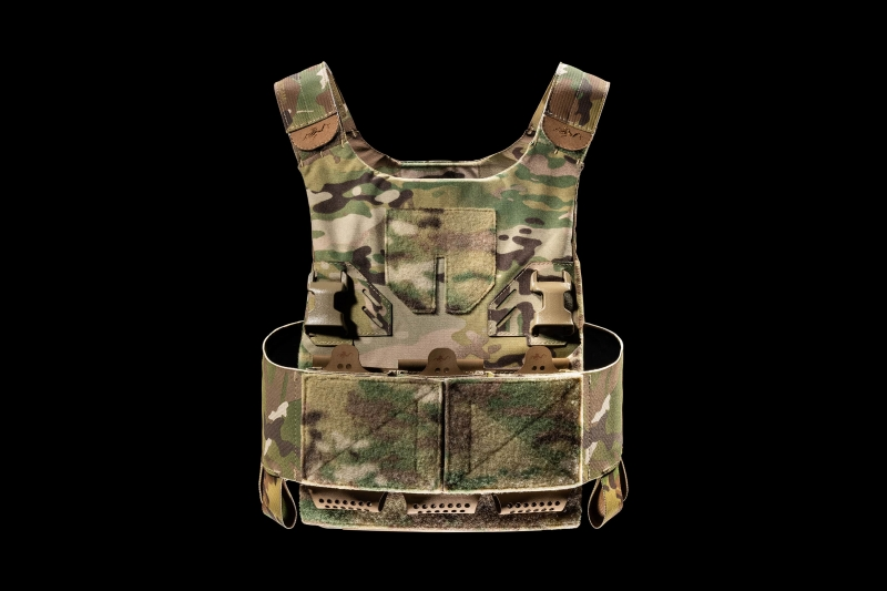 Defender Low Visibility Plate Carrier